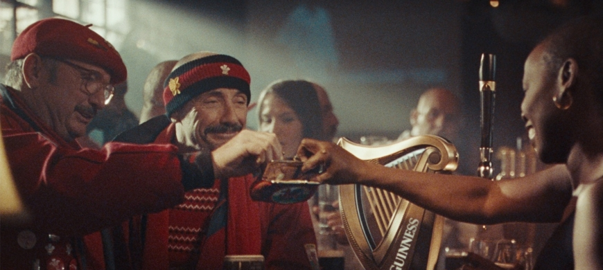 A great try: Guinness's emotive ad kicks off its sponsorship of the Six Nations
