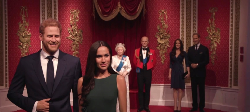 A quick fire, low budget move from Madame Tussauds showcases PR hijacking at its finest