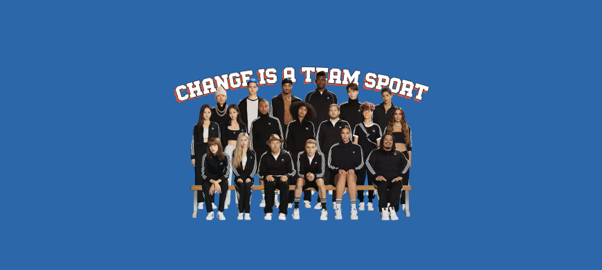 Why Adidas's 'Change is a Team Sport' campaign is a great follow up to its 'House Party' ad a decade earlier