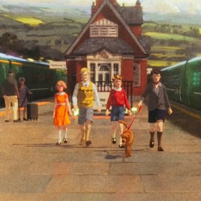 adam&eveDDB sends the Famous Five on their next GWR adventure