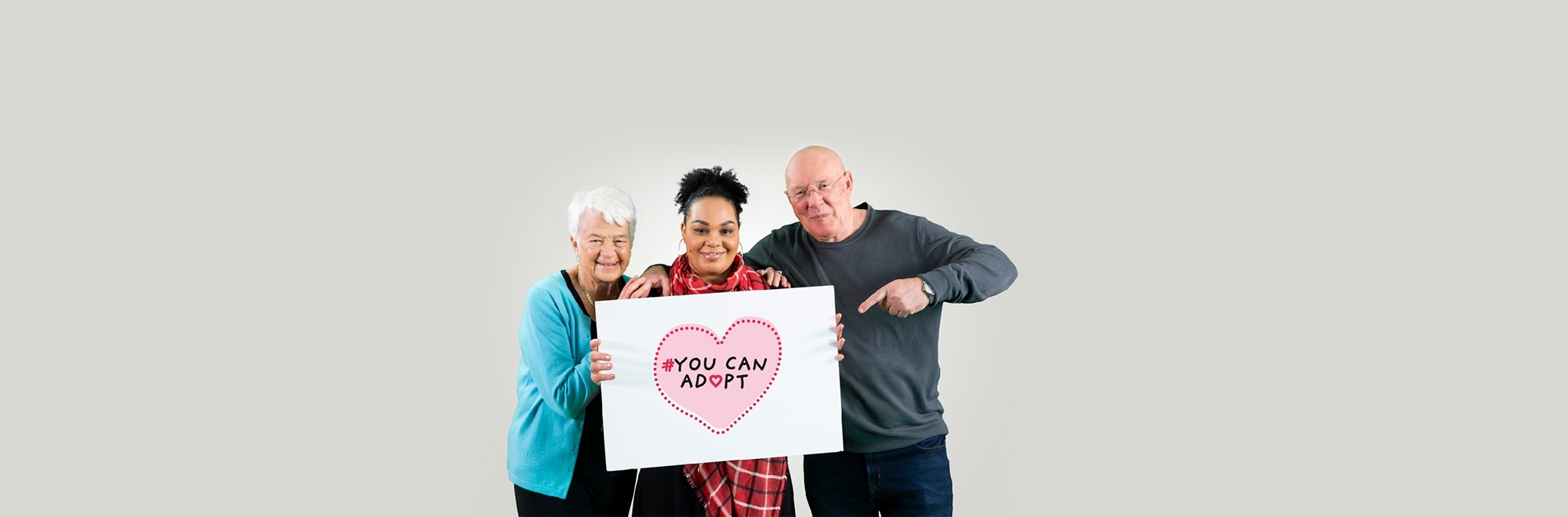 #YouCanAdopt tells the truth about adoption from the experiences of real families