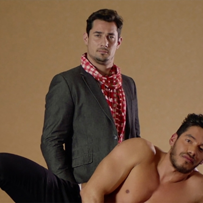 The Fairest Night: Andes beer evens up the dating game by taking all the hot men off the street!