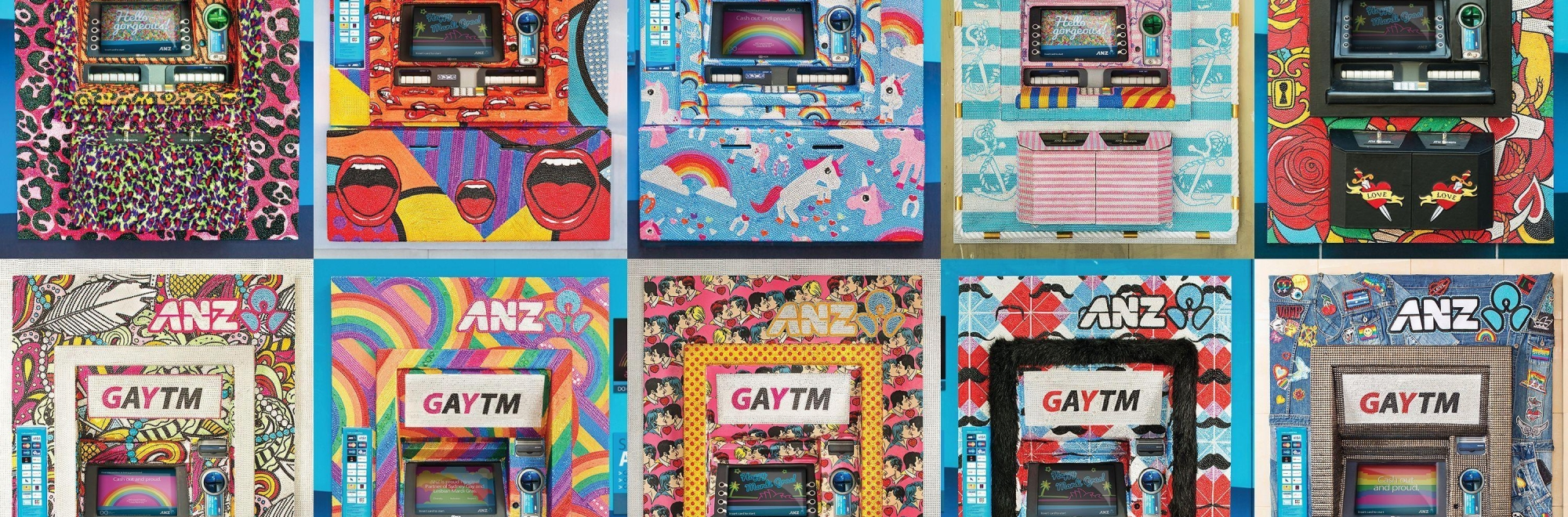 How ANZ's pride campaign celebrates diversity and inclusion