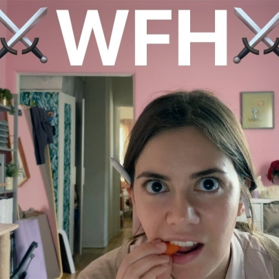 Apple does it again in this amusing and perfectly crafted spot capturing the realities of WFH