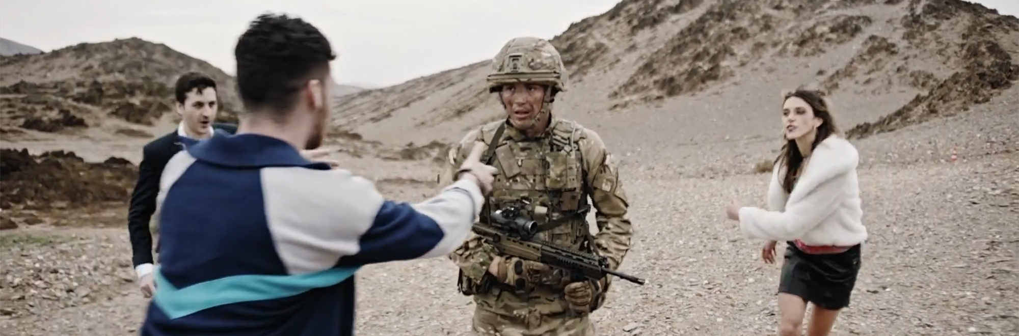Army Confidence Lasts a Lifetime: Karmarama launches fourth evolution of This is Belonging campaign for The British Army