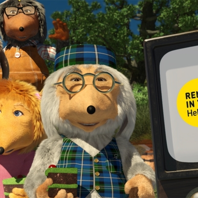 Atomic London launch 'The Greatest Gift' for Remember A Charity Week featuring the Wombles