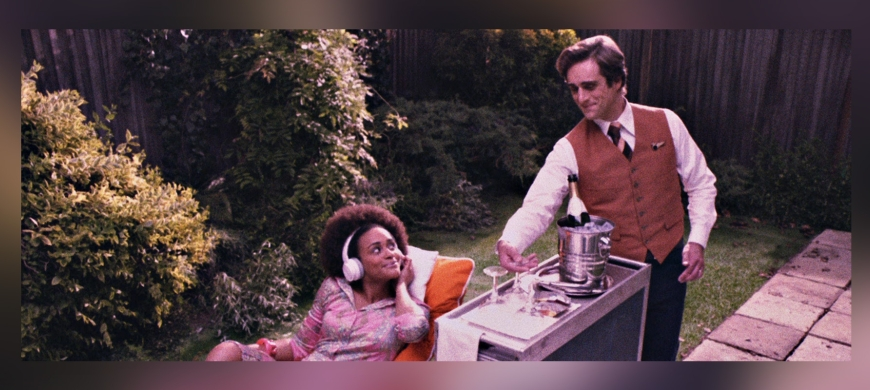 Audible's new UK campaign offers summer travel with a vintage vibe