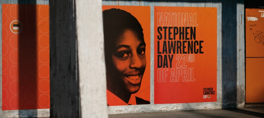 BMB designs brand identity for The Stephen Lawrence Day Foundation