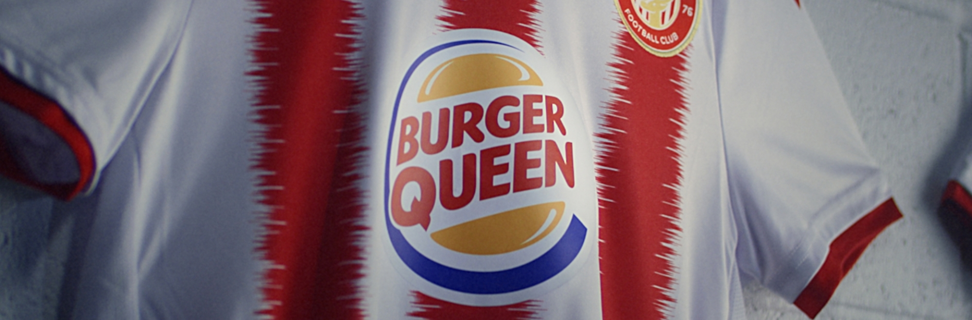 Burger King becomes Burger Queen to sponsor the female Stevenage FC team