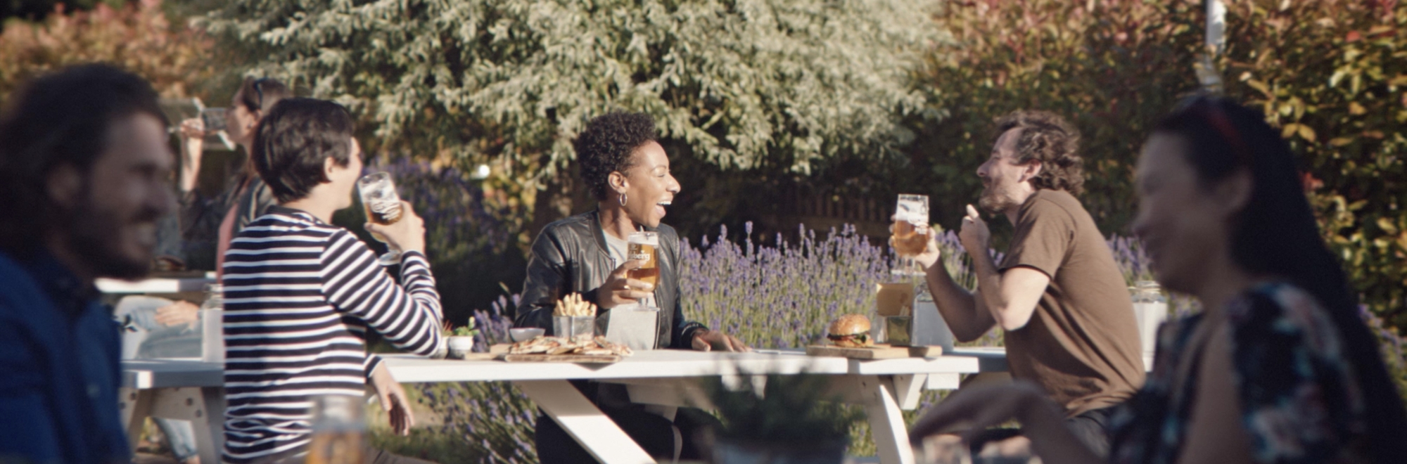 Carlsberg anticipates the nation's thirst for its first pint with friends with 'Welcome Back Pubs' campaign