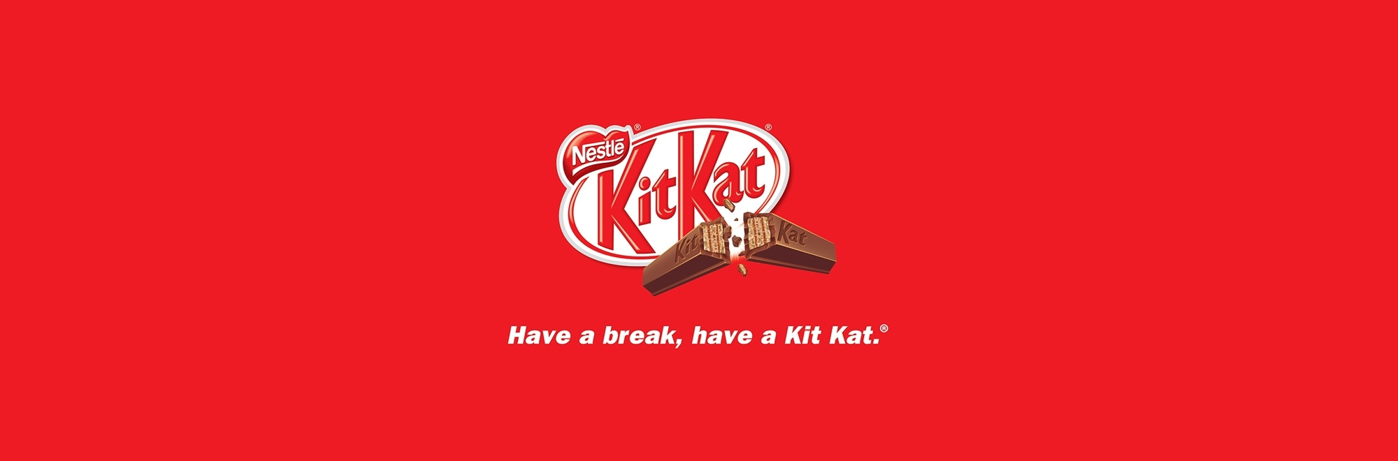 Creative Classic: Is 'Have a break, have a Kit Kat' the best strapline ever written?