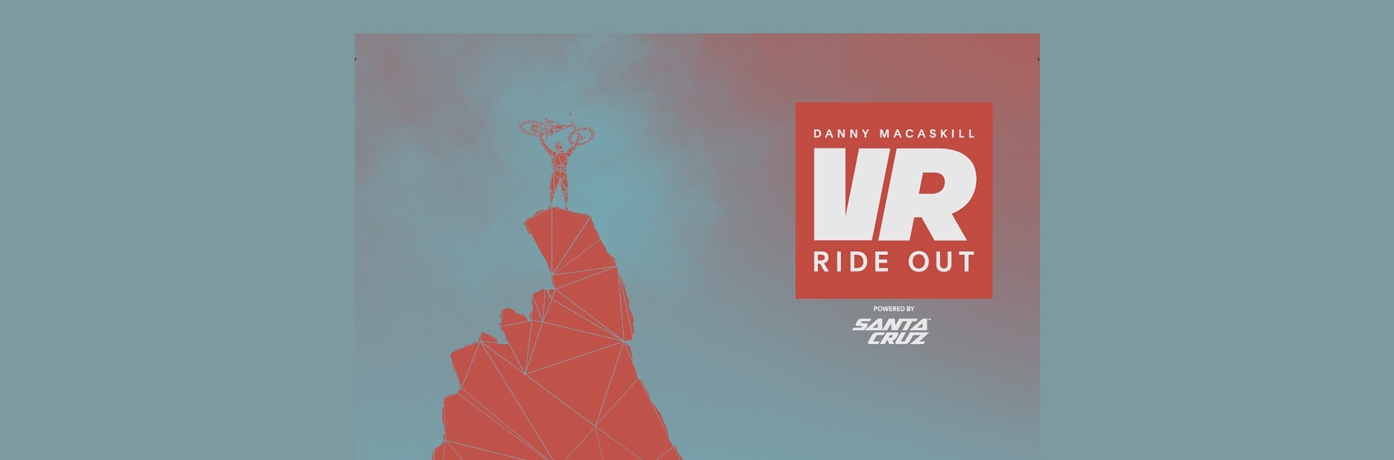 "Cut Media launches ""Danny MacAskill's VR Ride Out"" experience for Santa Cruz Bicycles"