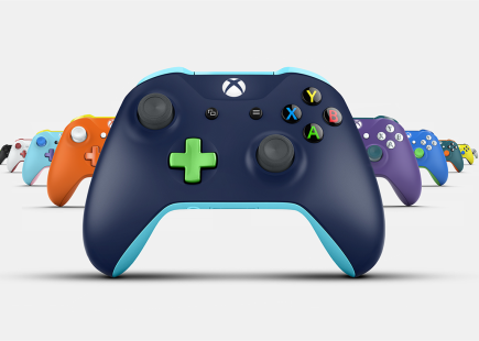 Xbox Fanchise Example Designs