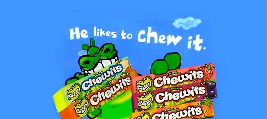 """I like to Chewit Chewit:"" A childhood classic"