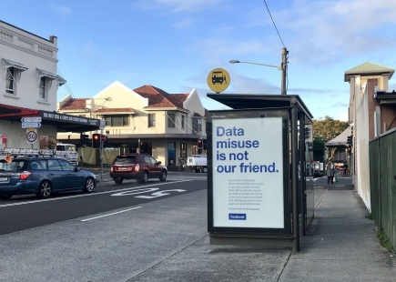 Facebook Here Together Campaign