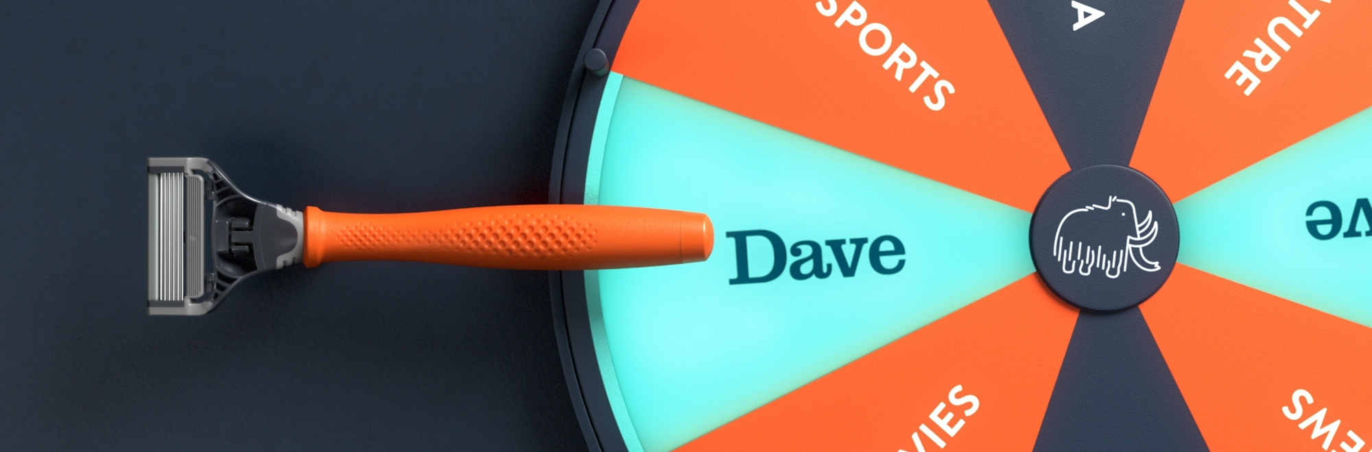 Harry's activates Weekends on Dave, its first TV sponsorship, with post-modern idents created by Brothers and Sisters