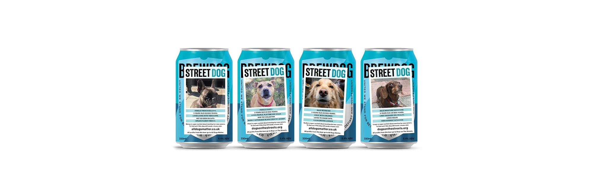 How Brewdog's proactive and unpredictable approach keeps them leader of the pack