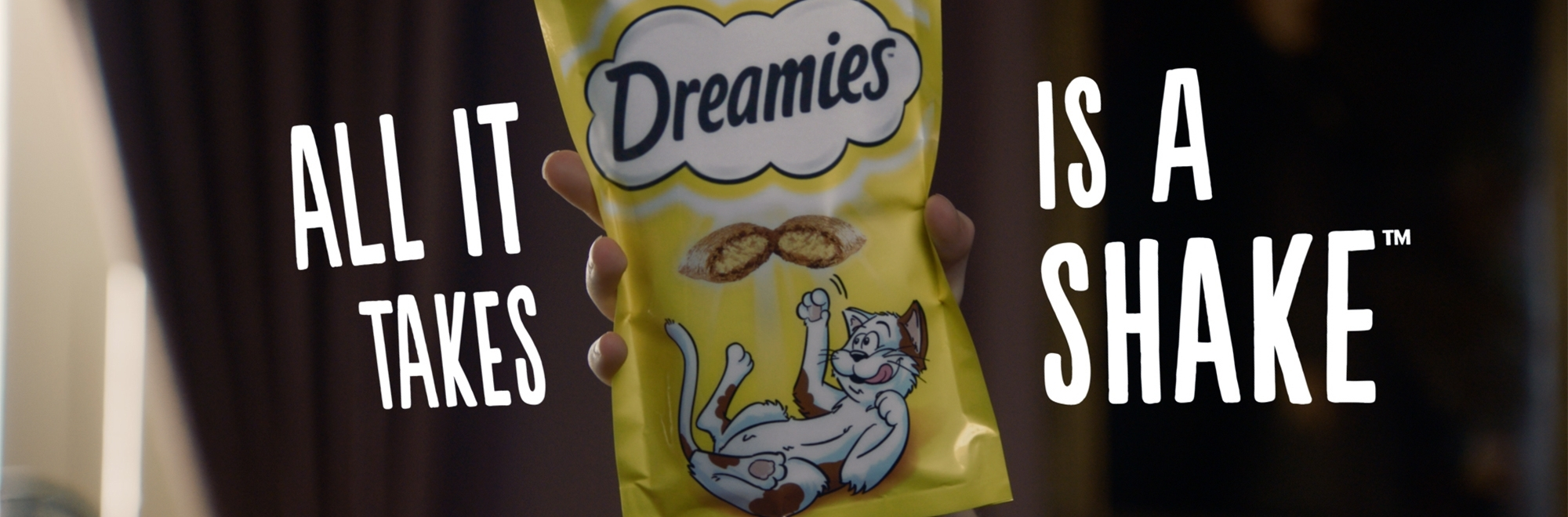 How Dreamies help 'cat borrowers' lure our feline friends away