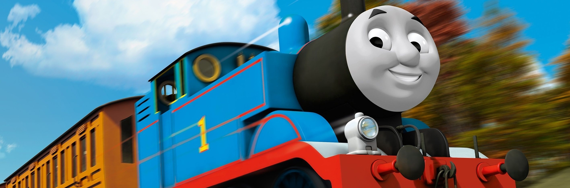 Did Mattel and Channel 5 screw up Thomas the Tank Engine's overhaul?
