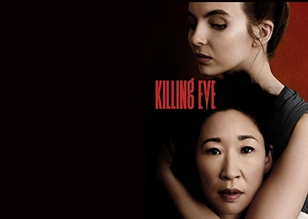 The Killing Eve Poster