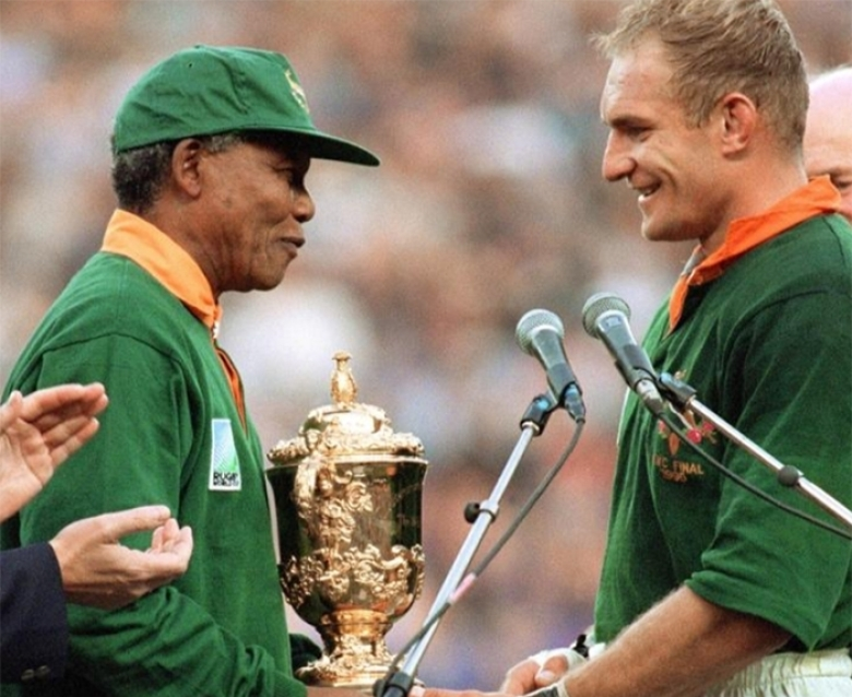 How The Boks won the Rugby World Cup in advance with this moving film