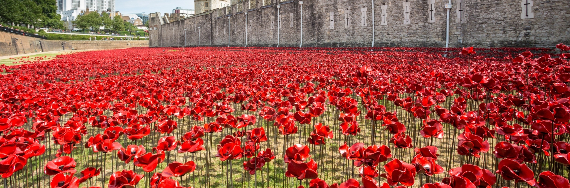 How the nation remembered our World War One heroes