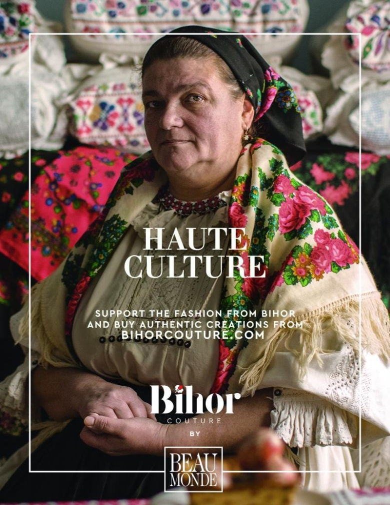 How the people of Bihor took on Dior on the catwalk