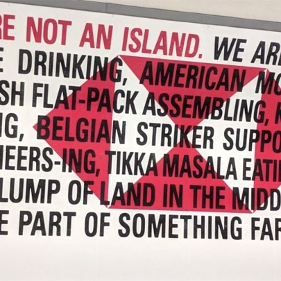 How HSBC's 'We are not an island' campaign is brave and true to the brand