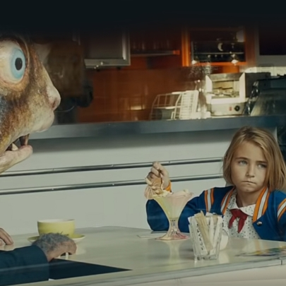"ICYMI: Finnish charity Fragile Childhood's ""Monsters"" campaign illustrates the brutal reality of how children see alcoholic parents"