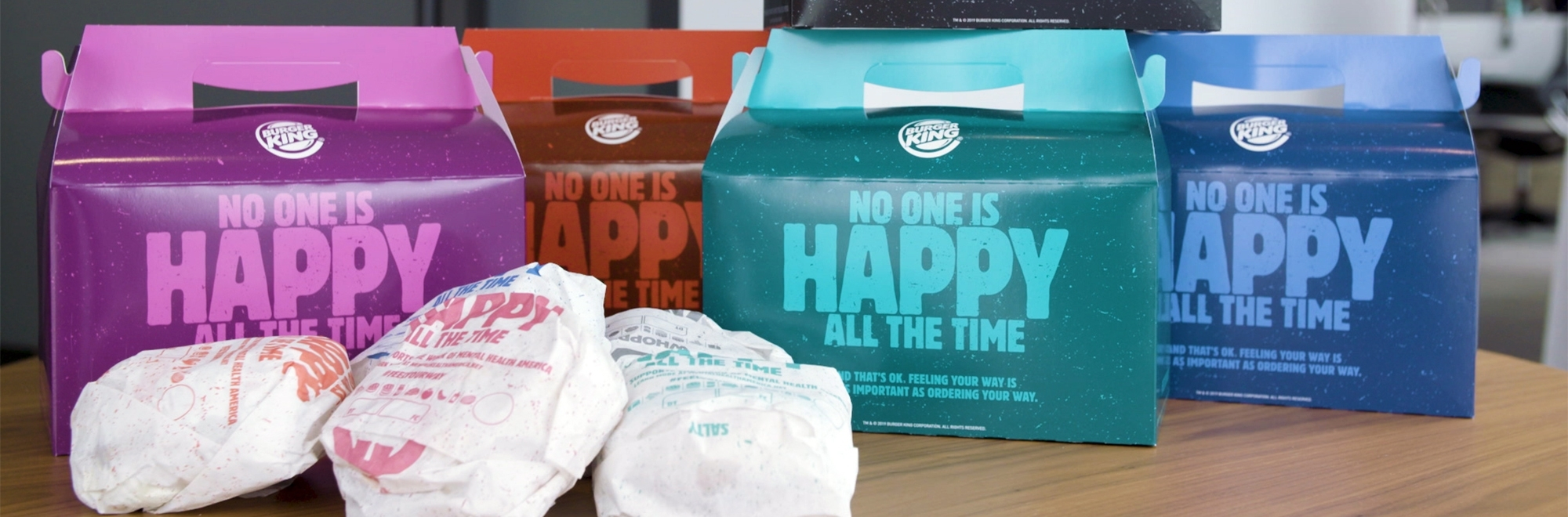 In Mental Health Awareness Week, Burger King's campaign fails to appreciate the reality of suffering from mental illness