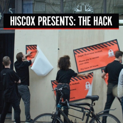 Insurer Hiscox shows what a cyber attack really looks like by 'hacking' a Brompton bike store in Shoreditch