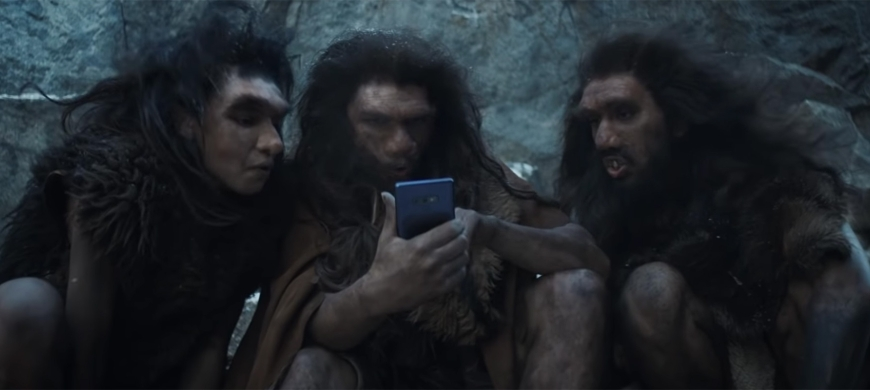 "Is Three's ""Phones are good"" campaign funny, irresponsible or both?"