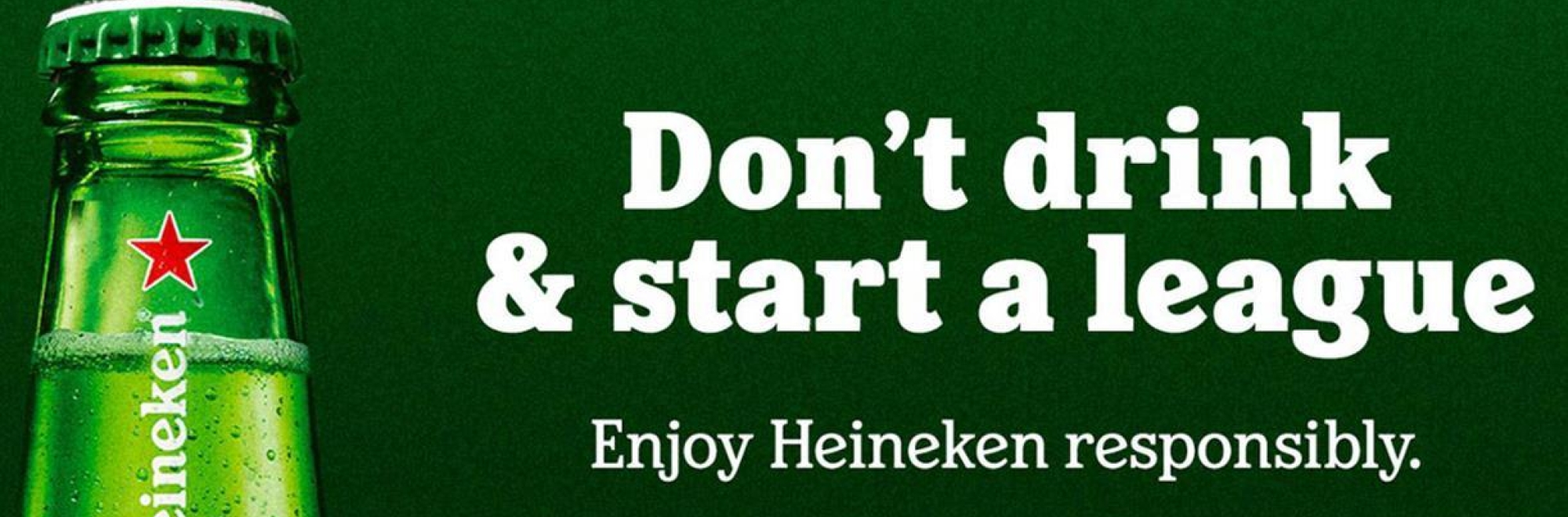 Latest campaigns for Heineken and FIFA reviewed by Engine Mischief's Jack Hutchinson