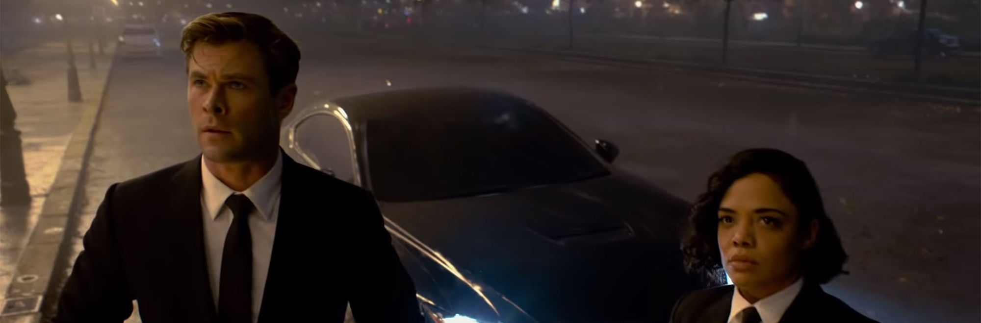 Why Lexus Men in Black-inspired ads fail to inspire