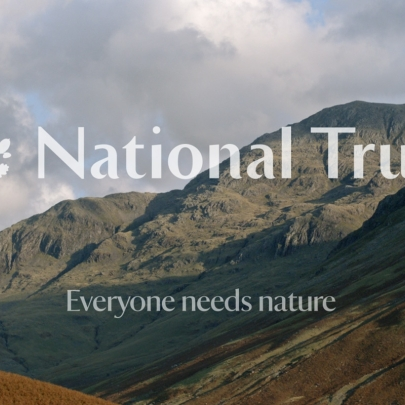 National Trust creates a sense of calm with Wieden+Kennedy to encourage donations following coronavirus losses