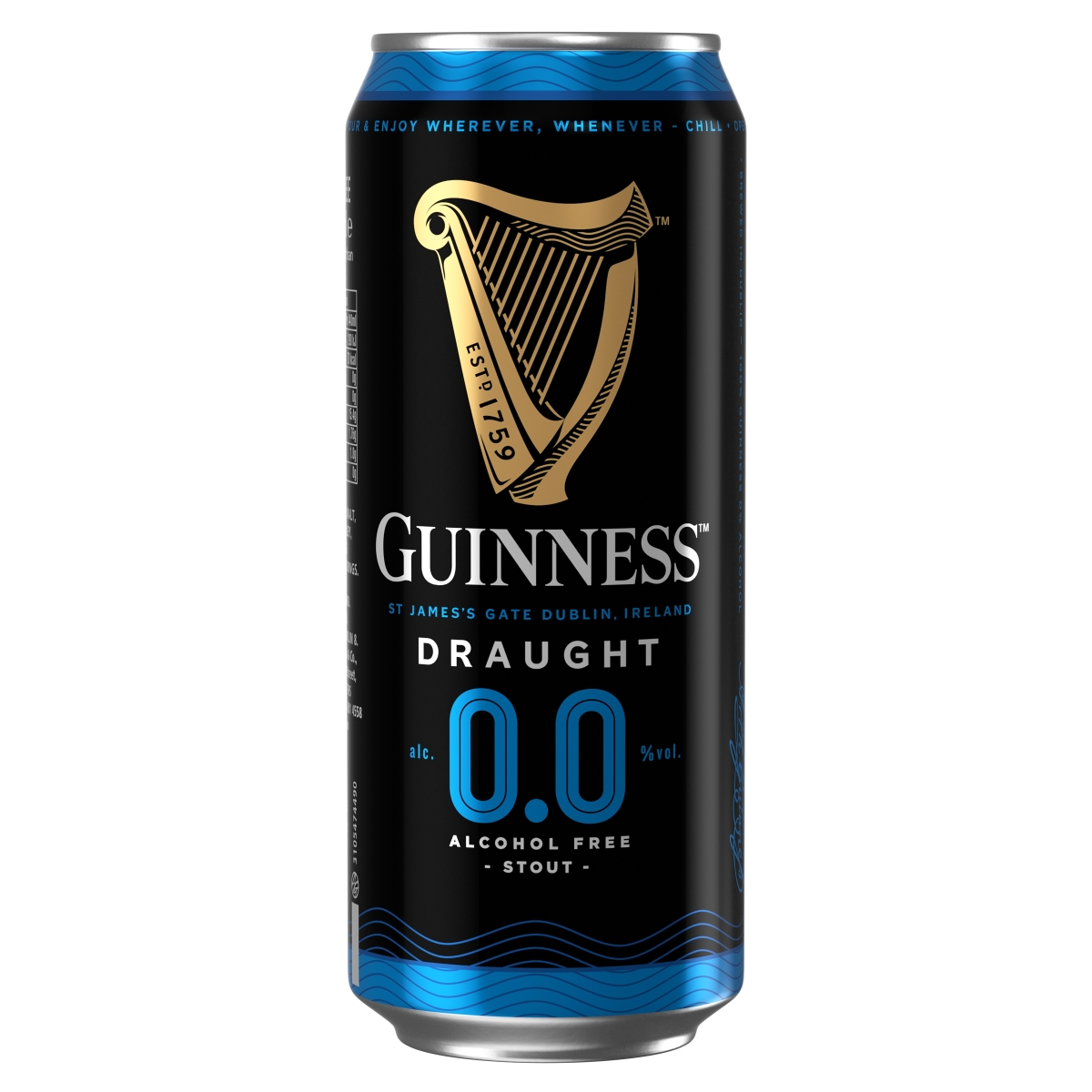 GUINNESS 0 0 CUT OUT