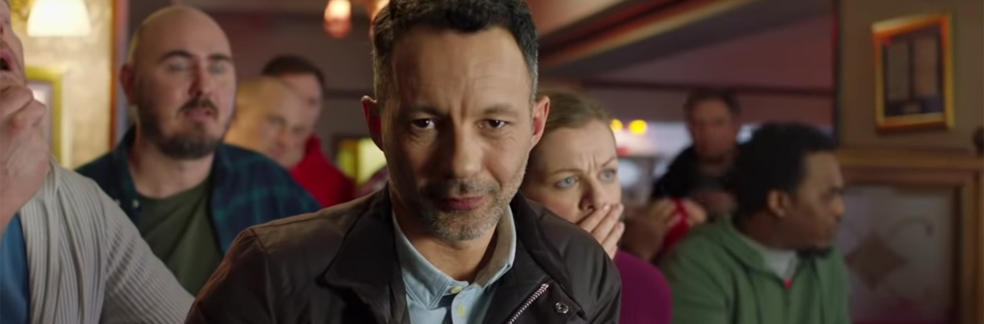 Oh Brother! Rhodri Giggs says 'loyalty is dead' in the latest Paddy Power campaign