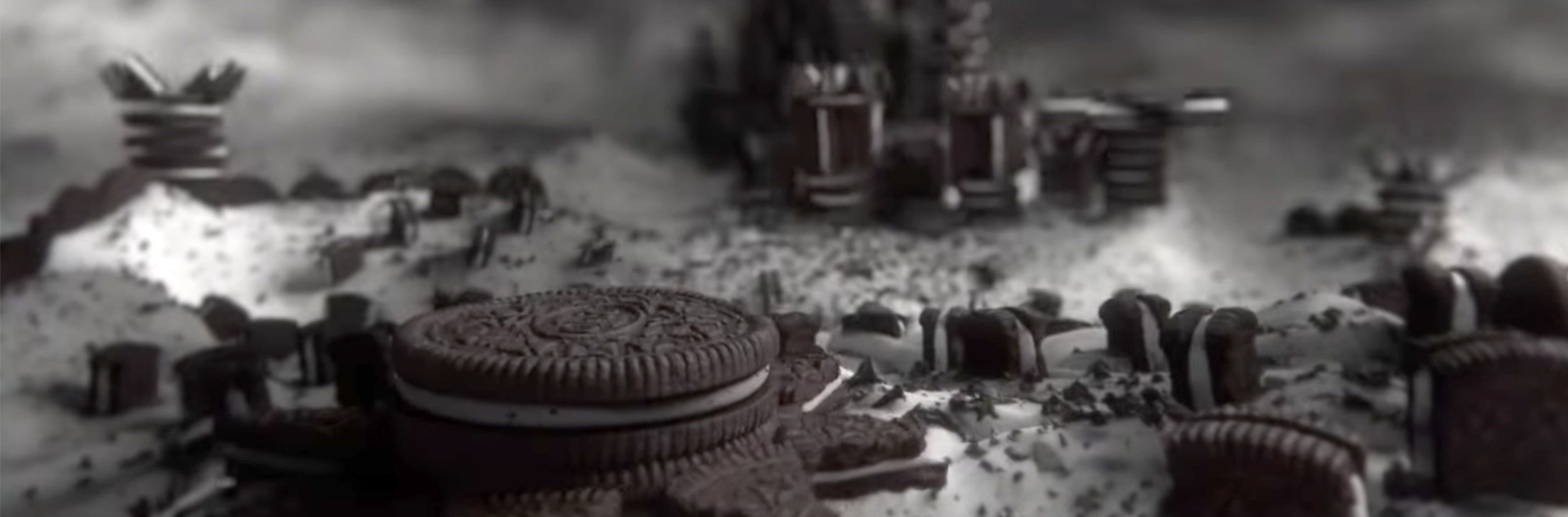 Oreo takes the biscuit with its animated film for Game of Thrones and special edition cookies