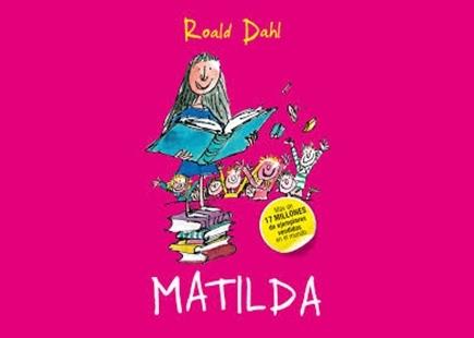 is matilda a book