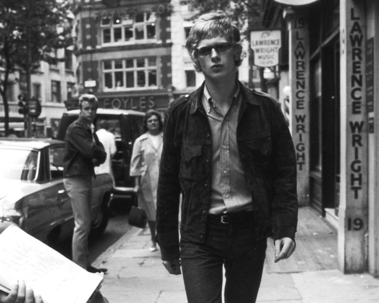 Iconic Rolling Stones' producer Andrew Loog Oldham talks about creativity, drugs and rock'n'roll with W's Mark Perkins