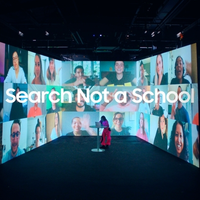 Samsung launches 'Not A School' to empower Gen Z, our future innovators, to lead positive social change