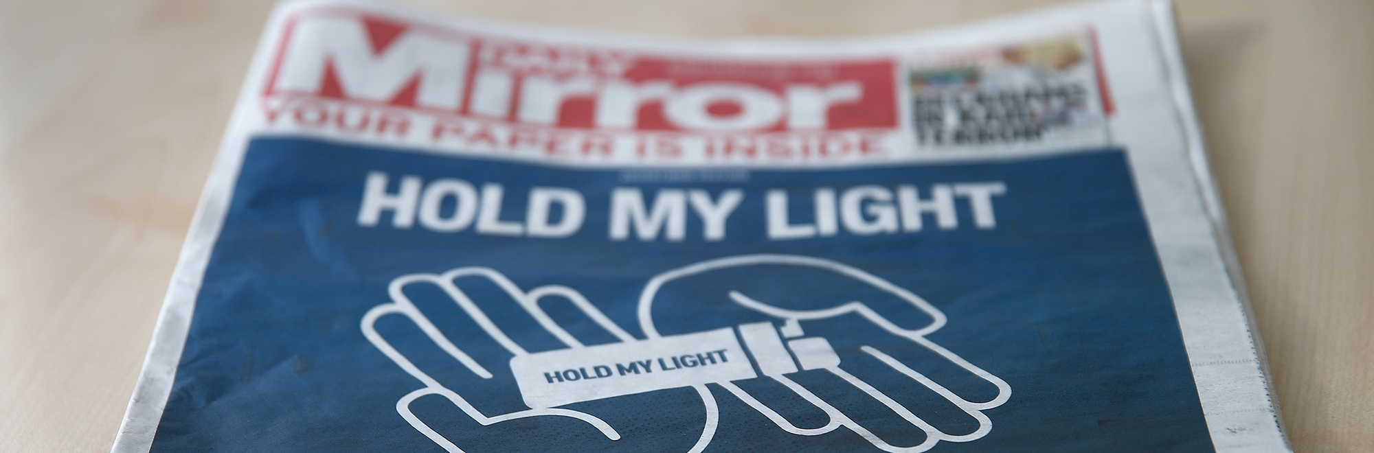 Should tobacco giant Philip Morris's campaign 'Hold My Light' be banned?