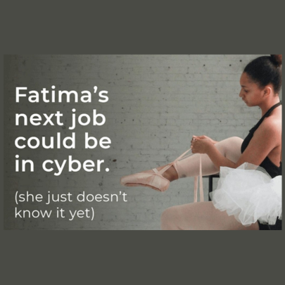 What was 'that Fatima ad' all about?