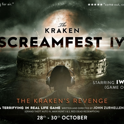 The Kraken Rum launches 'In Real Life' video game starring Game of Thrones actor this Halloween