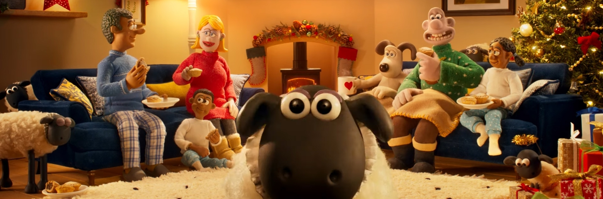 """A Comfy Carol"": Behind the scenes with Aardman, Krow, and DFS"