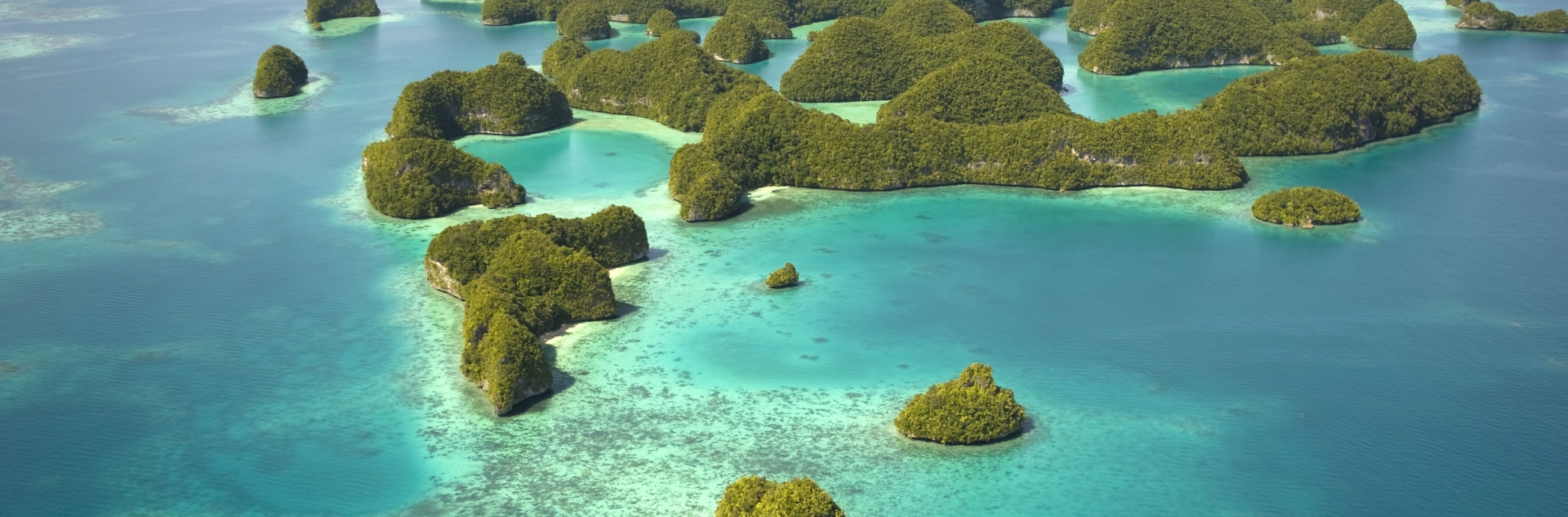 "The ""Palau Pledge"" where visitors to the country sign a stamp in their passports agreeing to respect the environment"