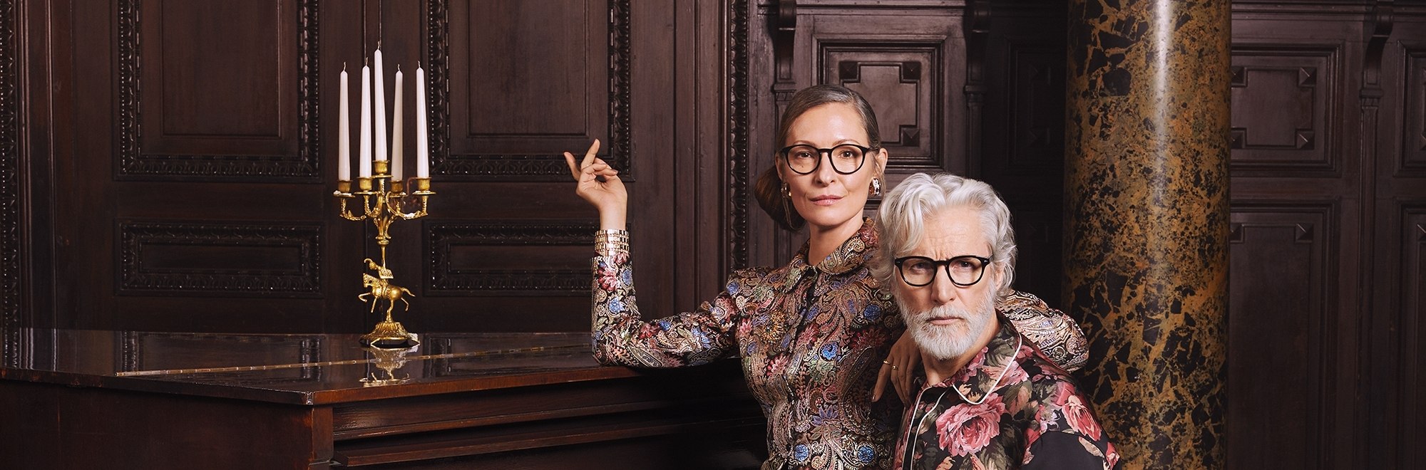 'They're Boots Darling' showcases the unexpected in the new campaign for Boots Opticians by Ogilvy