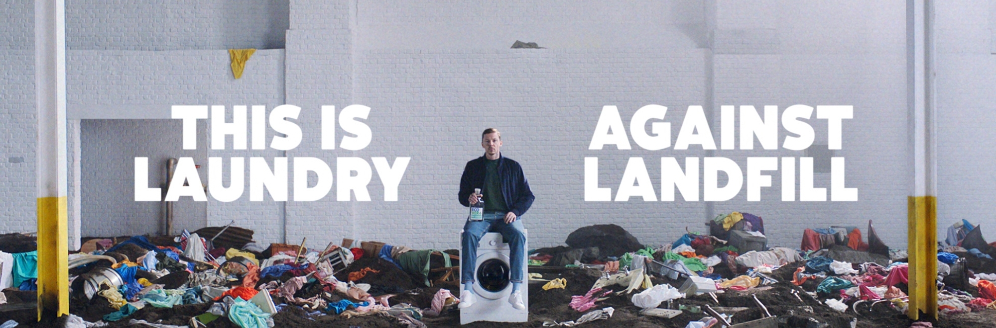 Uncommon and Ecover launch powerful campaign to fight fashion landfill