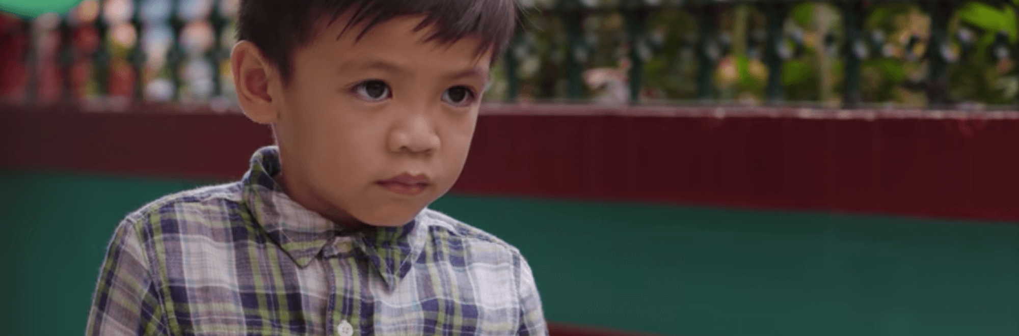 Vicks uses the true story of a Philippines' boy born with HIV to show the power of love