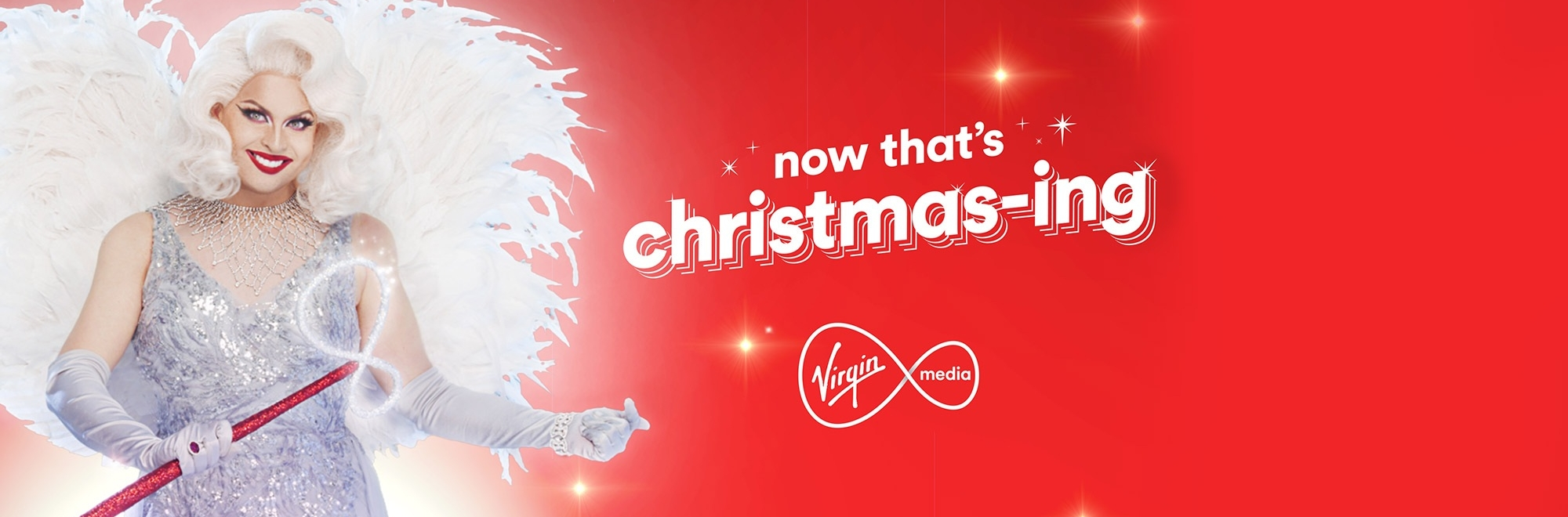Virgin Media's first-ever Christmas campaign by RAPP UK